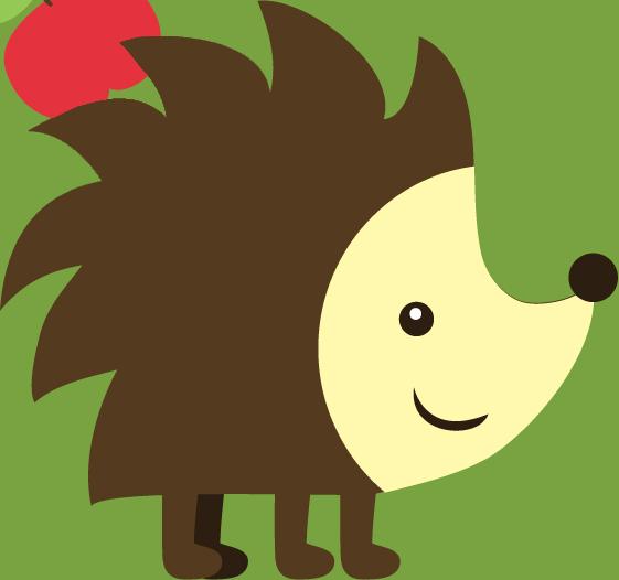 Hedgehog clipart woodland creature. Clip art png download