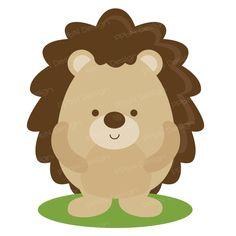 Free cute cliparts download. Hedgehog clipart woodland creature