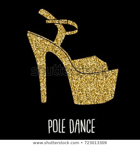 Heels clipart cute. Royalty free stock illustration