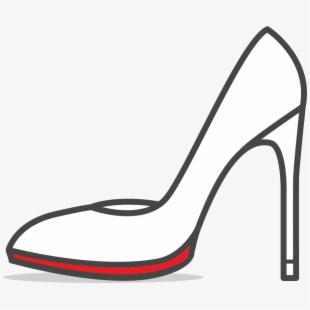 Heels clipart diva shoe. Basic pump free