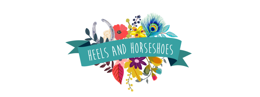 Heels clipart easy. Horseshoes wedding photography for