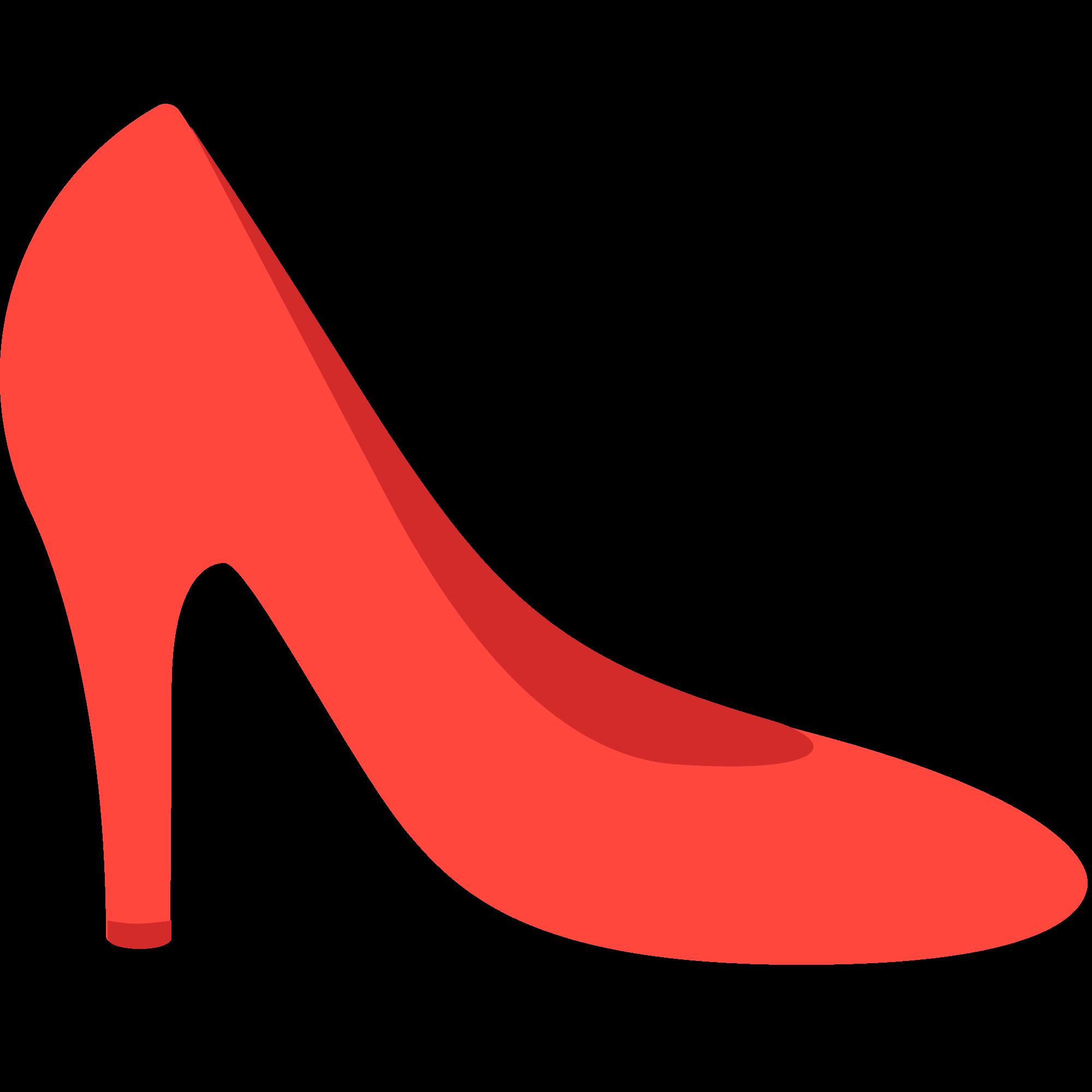 File fxemoji u f. Heels clipart emoji