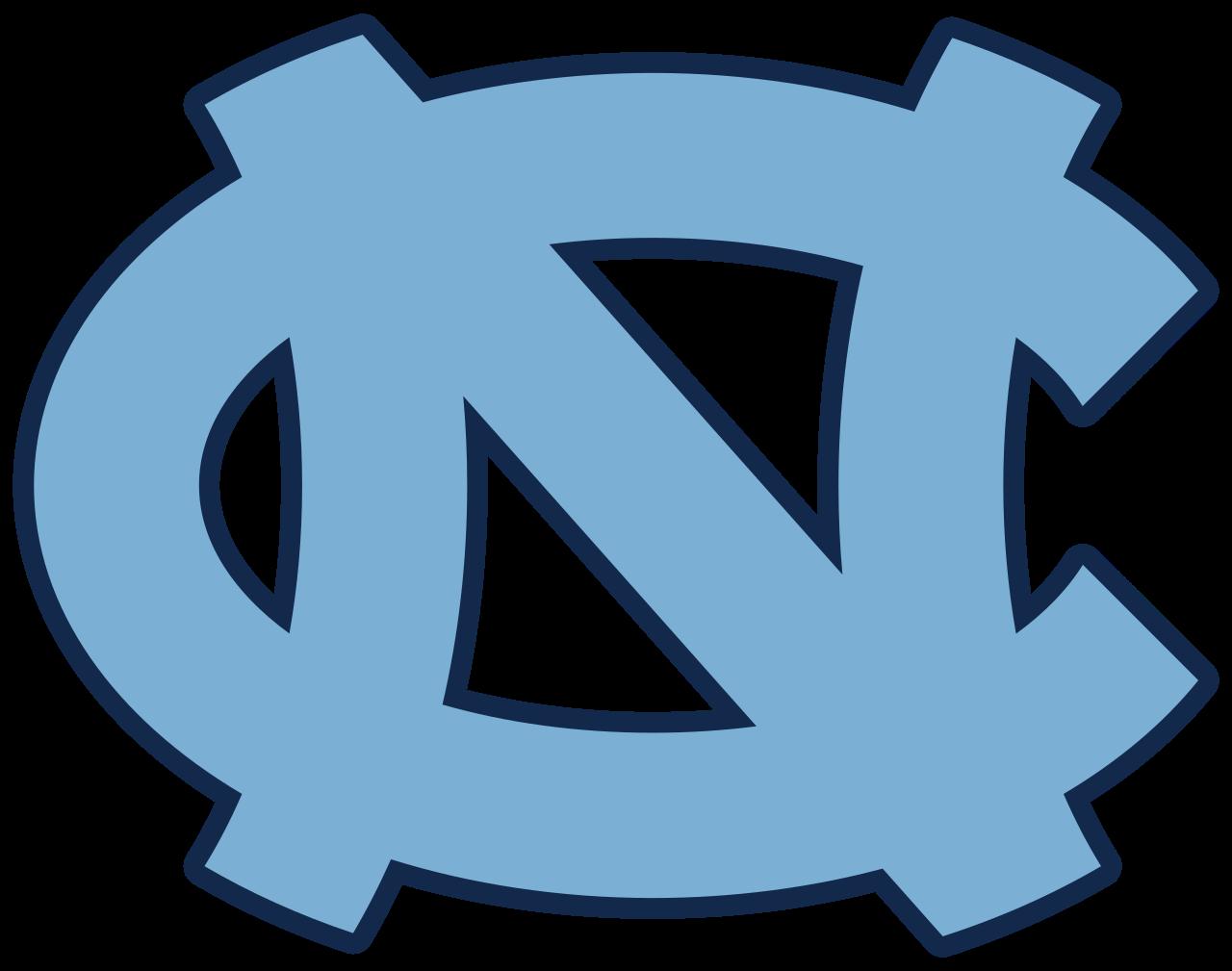 North carolina tar logo. Heels clipart file