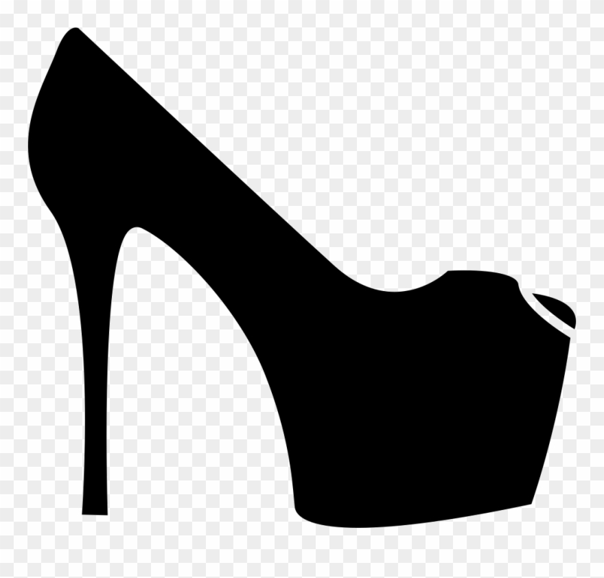 Heels clipart file. Png download pinclipart