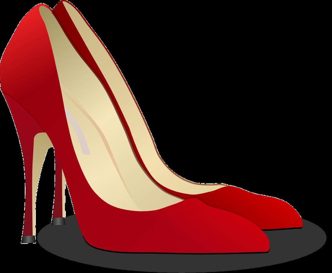 High the good bad. Heels clipart foot heel