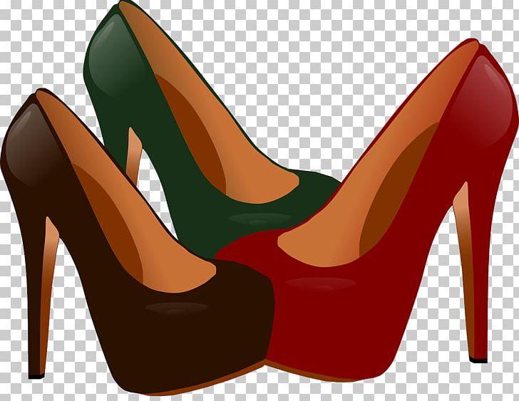 High heeled footwear shoe. Heels clipart foot heel