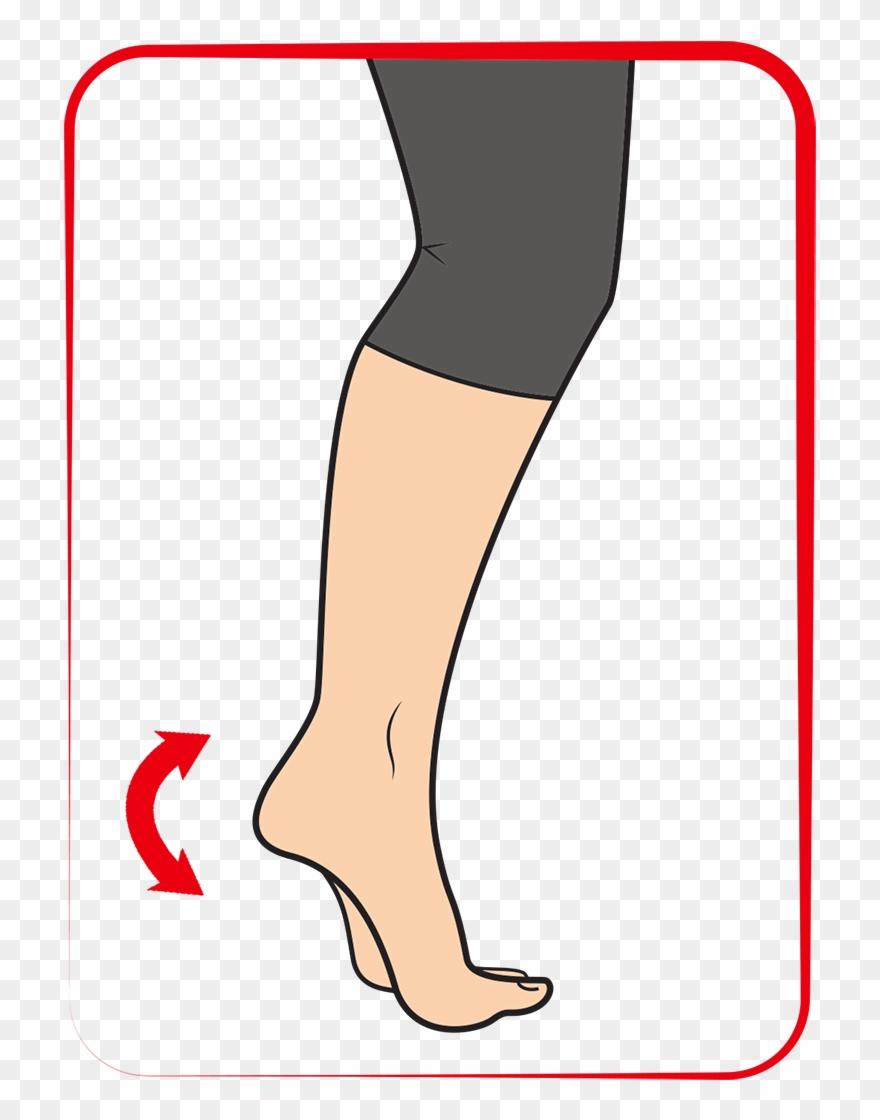 Heels clipart foot heel. Png download pinclipart
