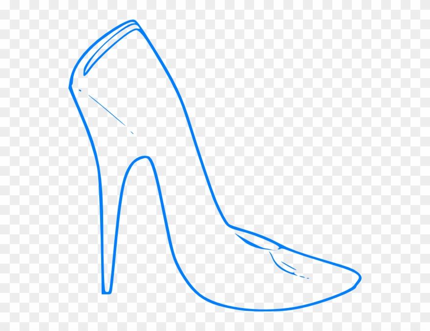 Heels clipart footware. High heeled shoe pinclipart