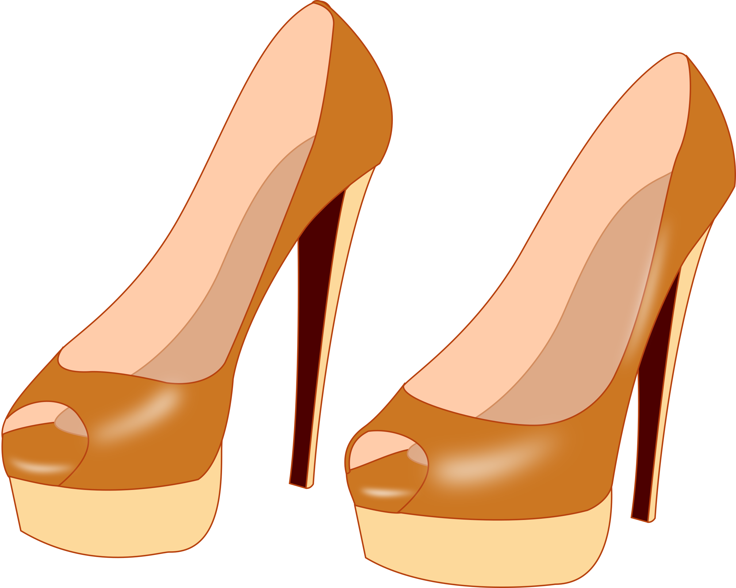 Pink clipart stilettos. High heels icons png