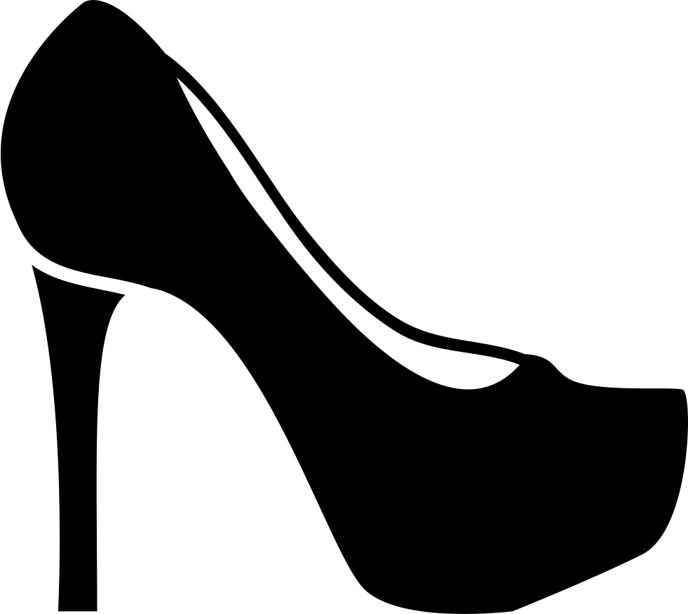 Heels clipart lipstick. High svg png icon