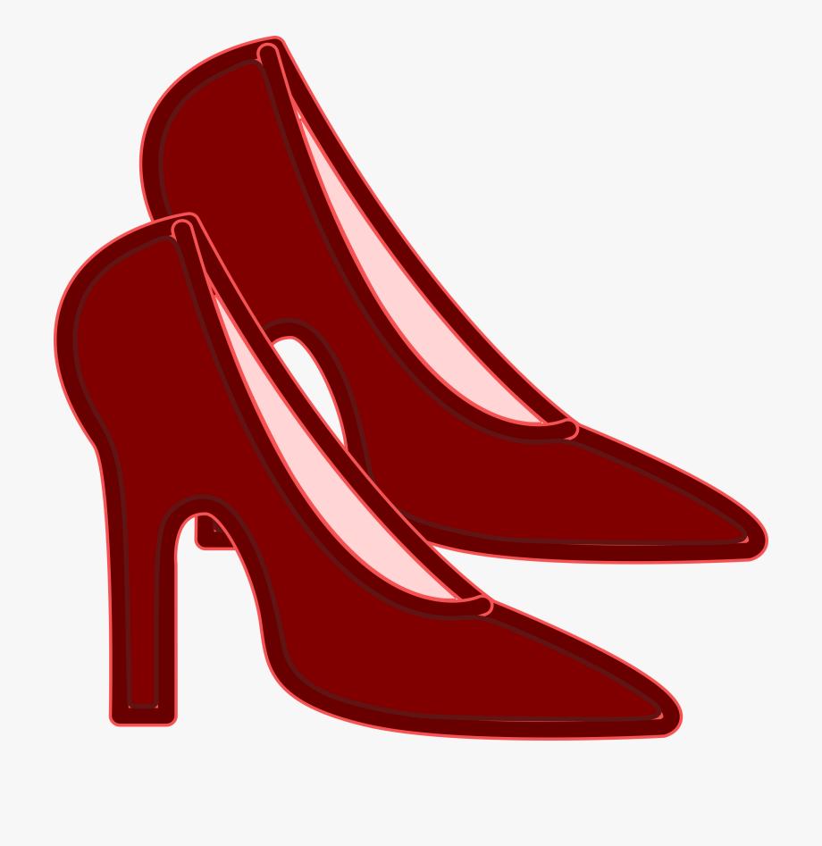 Heels clipart pair heel. Of sandals icon basic
