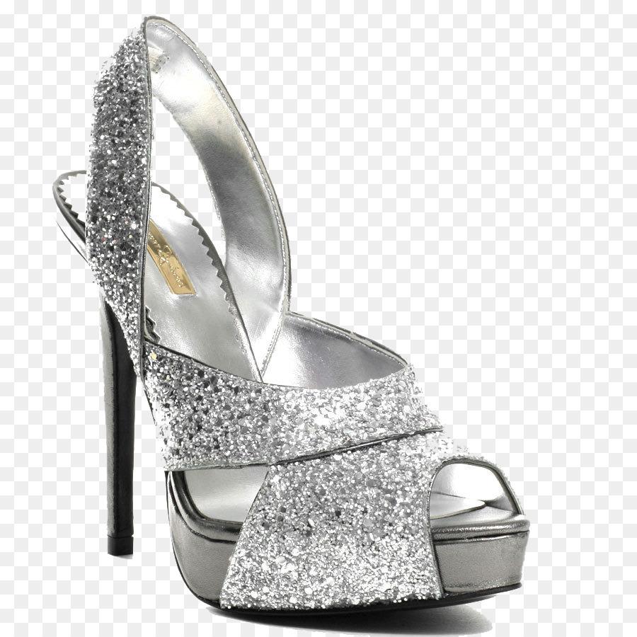 Heels clipart prom shoe. Wedding fashion dress silver
