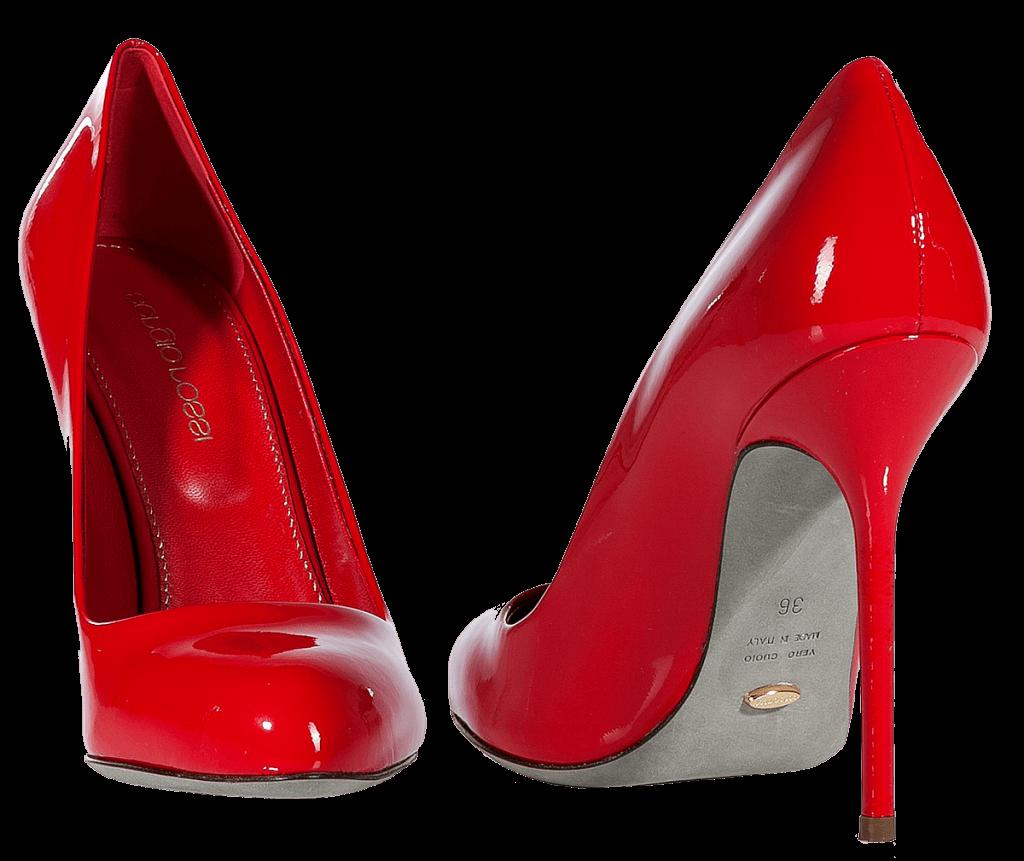 Heels clipart red heel. Black women shoe transparent
