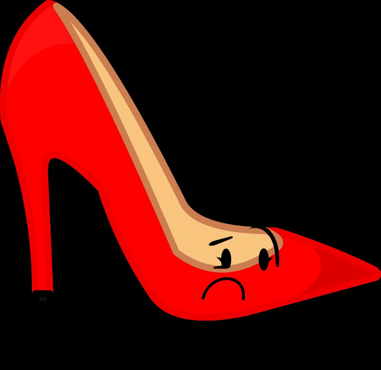 Image high new pose. Heels clipart red heel