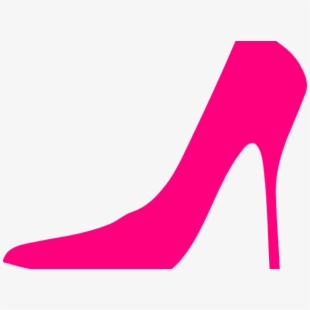 Heels clipart shoe barbie.  pink princess free