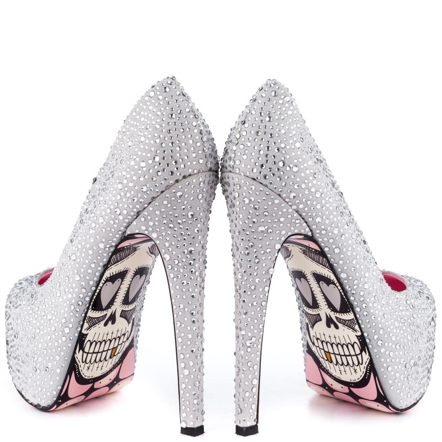 Follow the yellow brick. Heels clipart silver heel