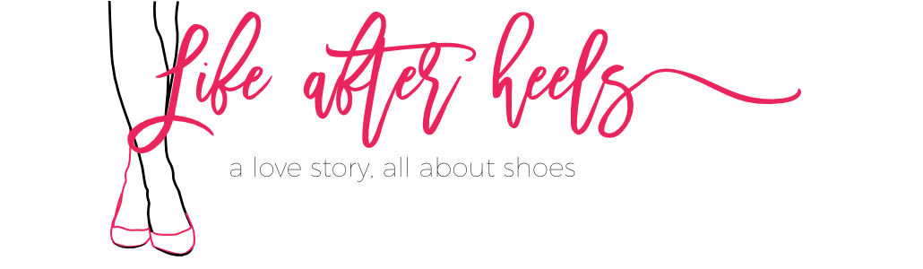 Heels clipart sparkly heel. Life after the shoe
