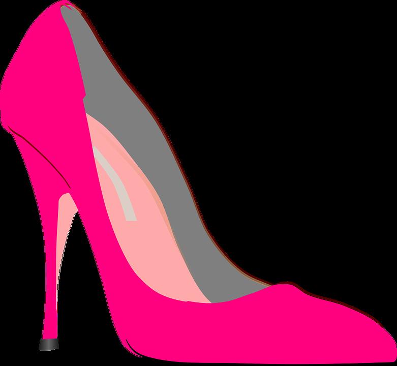Free image on pixabay. Heels clipart sparkly heel