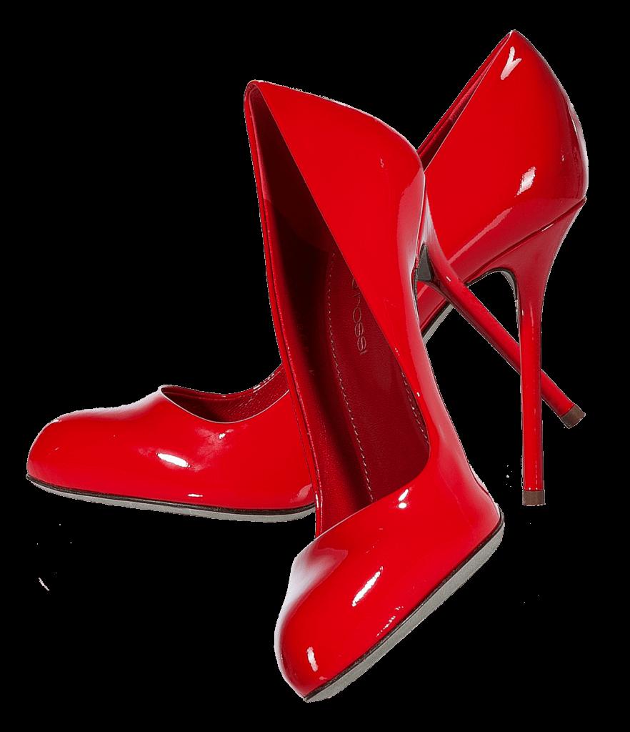 Black heel women shoe. Heels clipart stilettos