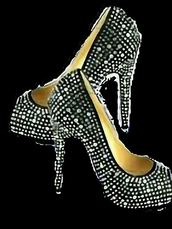 Heels clipart stilettos. Rhinestones bling report abuse