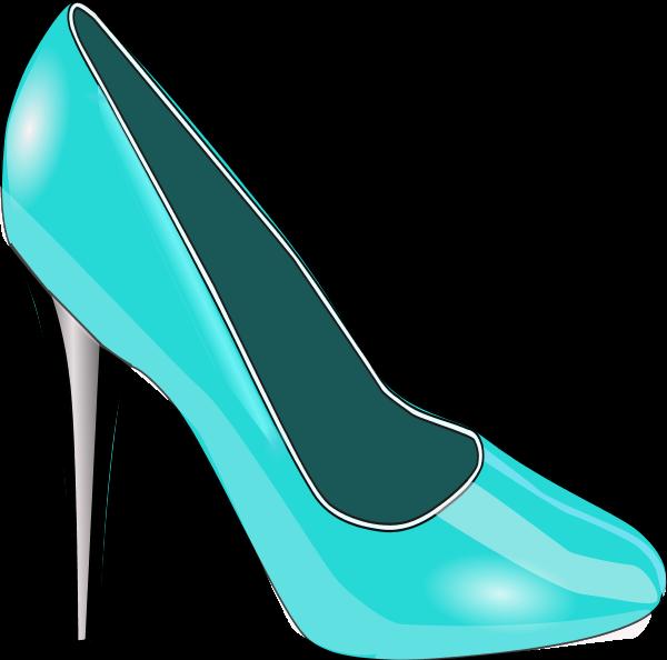 Heels clipart stilettos.  collection of blue