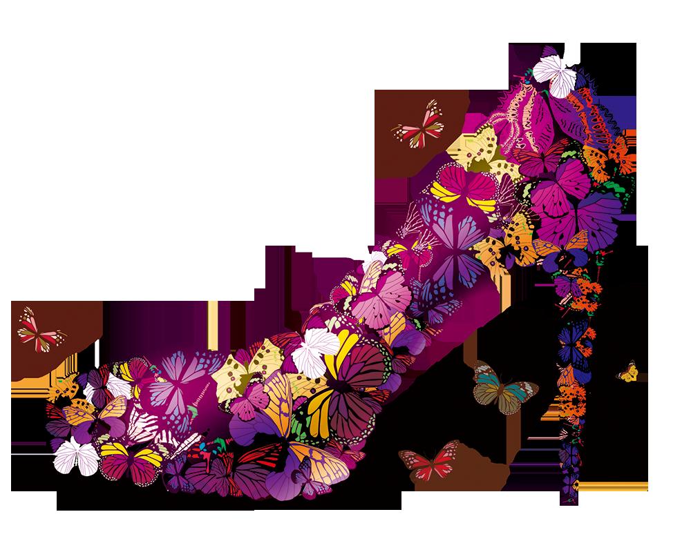 Purple clipart stiletto. High heeled footwear court