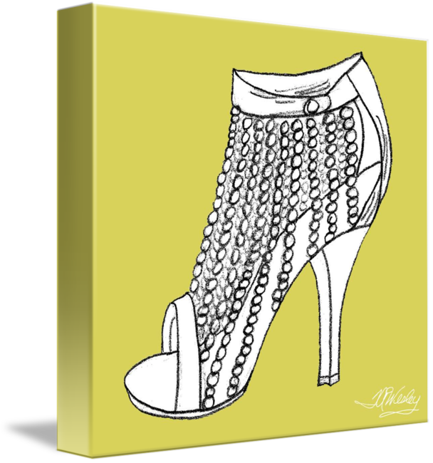 Heels clipart tumblr transparent. Pearl lover by tanya