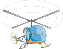 Helicopter clipart. Free clip art pictures