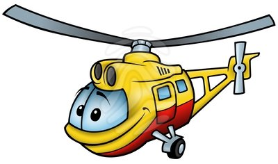 . Helicopter clipart