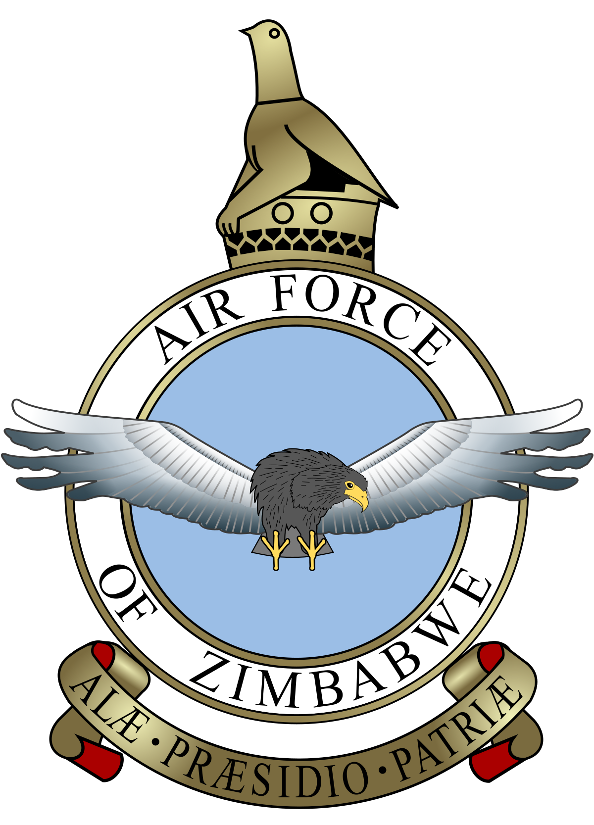 Pilot clipart airport staff. Air force of zimbabwe