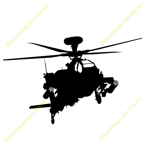 Clip art panda free. Helicopter clipart apache