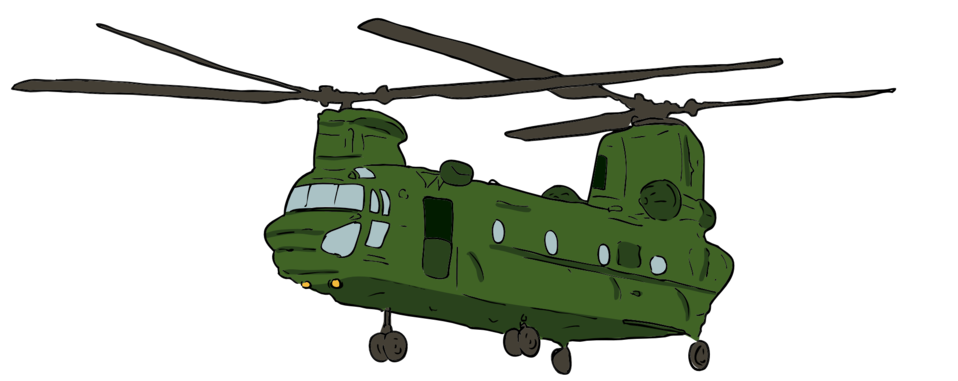 Public domain clip art. Military clipart helecopter