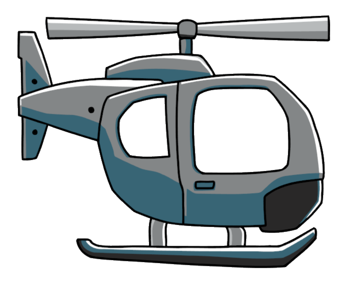 Scribblenauts wiki fandom powered. Helicopter clipart attack helicopter