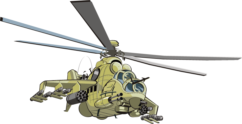 Boeing ah apache clip. Helicopter clipart attack helicopter