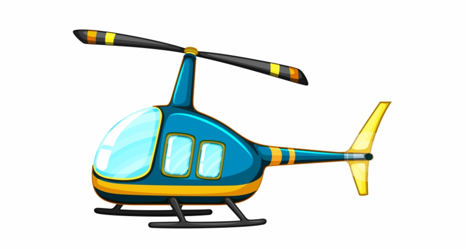 H is for free. Helicopter clipart banner