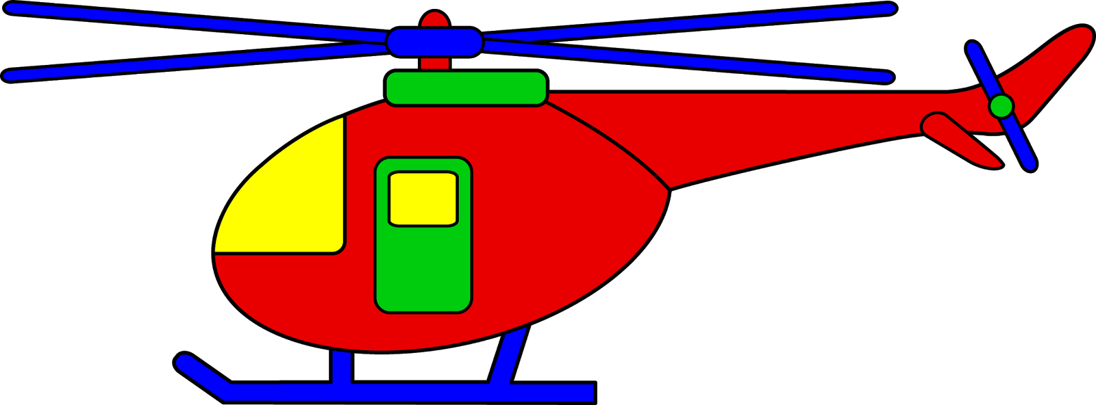 Helicopter clipart banner. Planet happy smiles september