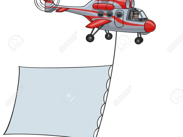 Helicopter clipart banner. Free download clip art