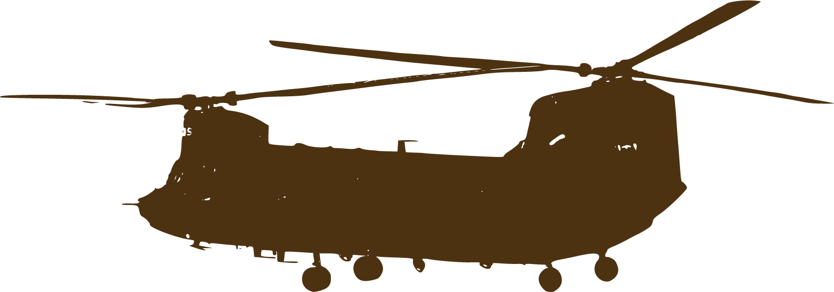 Boeing ch united states. Helicopter clipart chinook