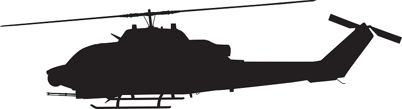 Download silhouette bell ah. Helicopter clipart cobra helicopter