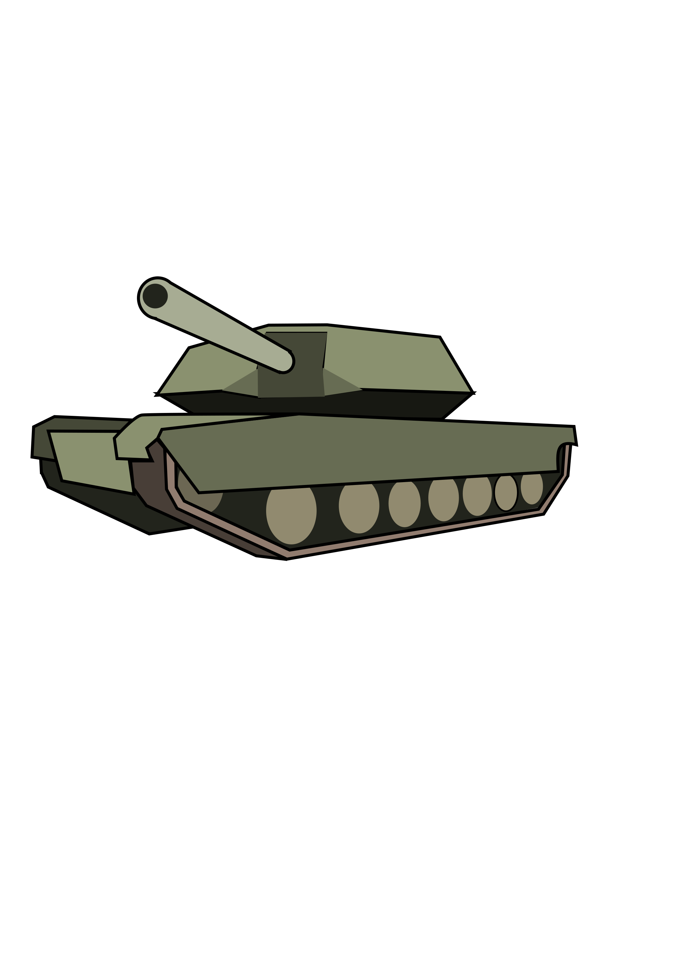 Ww tank at getdrawings. Helicopter clipart easy drawing