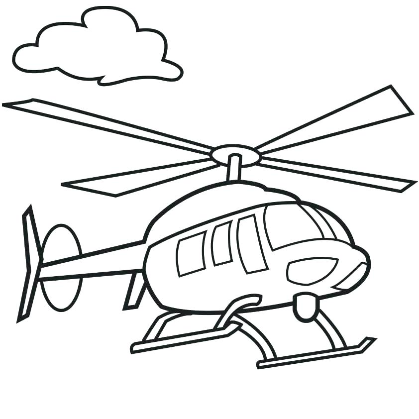 Collection of free download. Helicopter clipart easy drawing