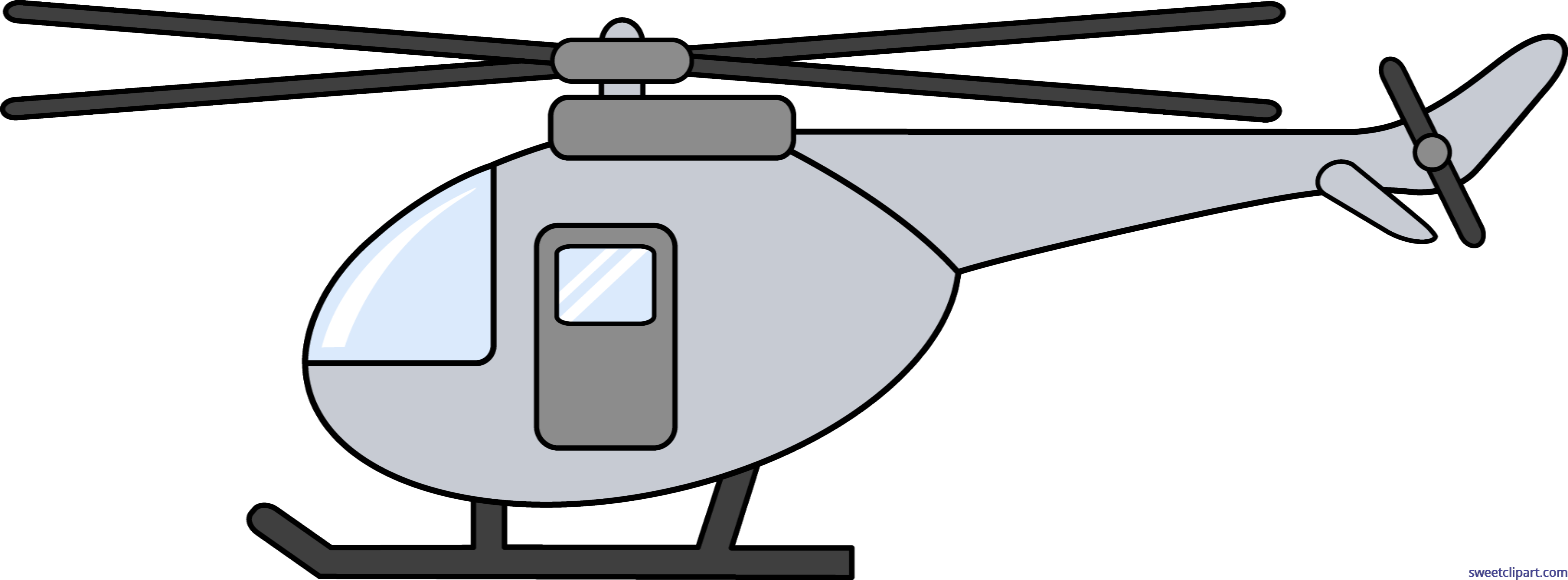 Helicopter clipart gray. All clip art archives