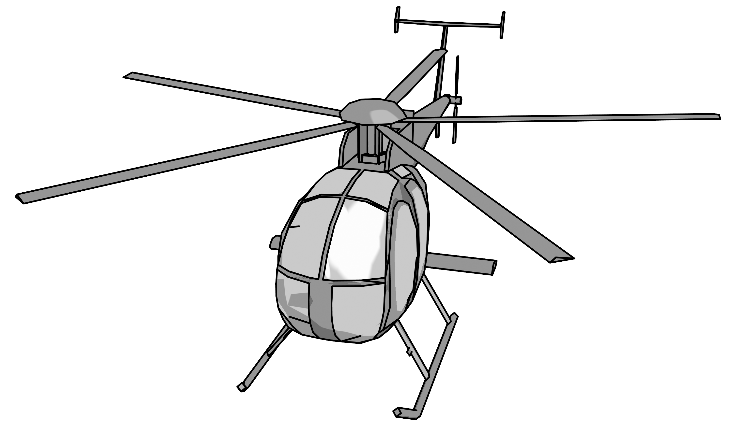Md png picture clipartly. Helicopter clipart gray