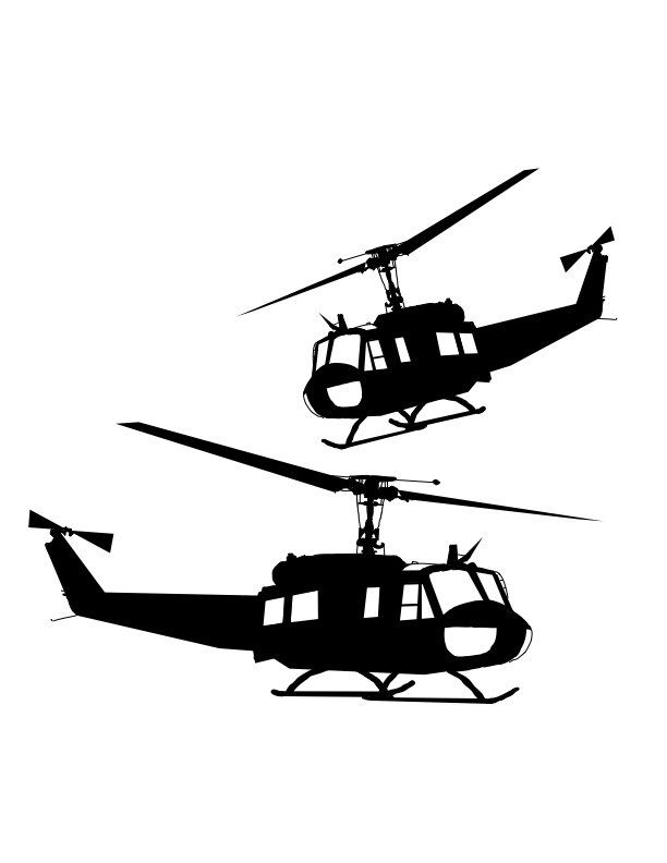 Pin by karen neeley. Helicopter clipart huey helicopter