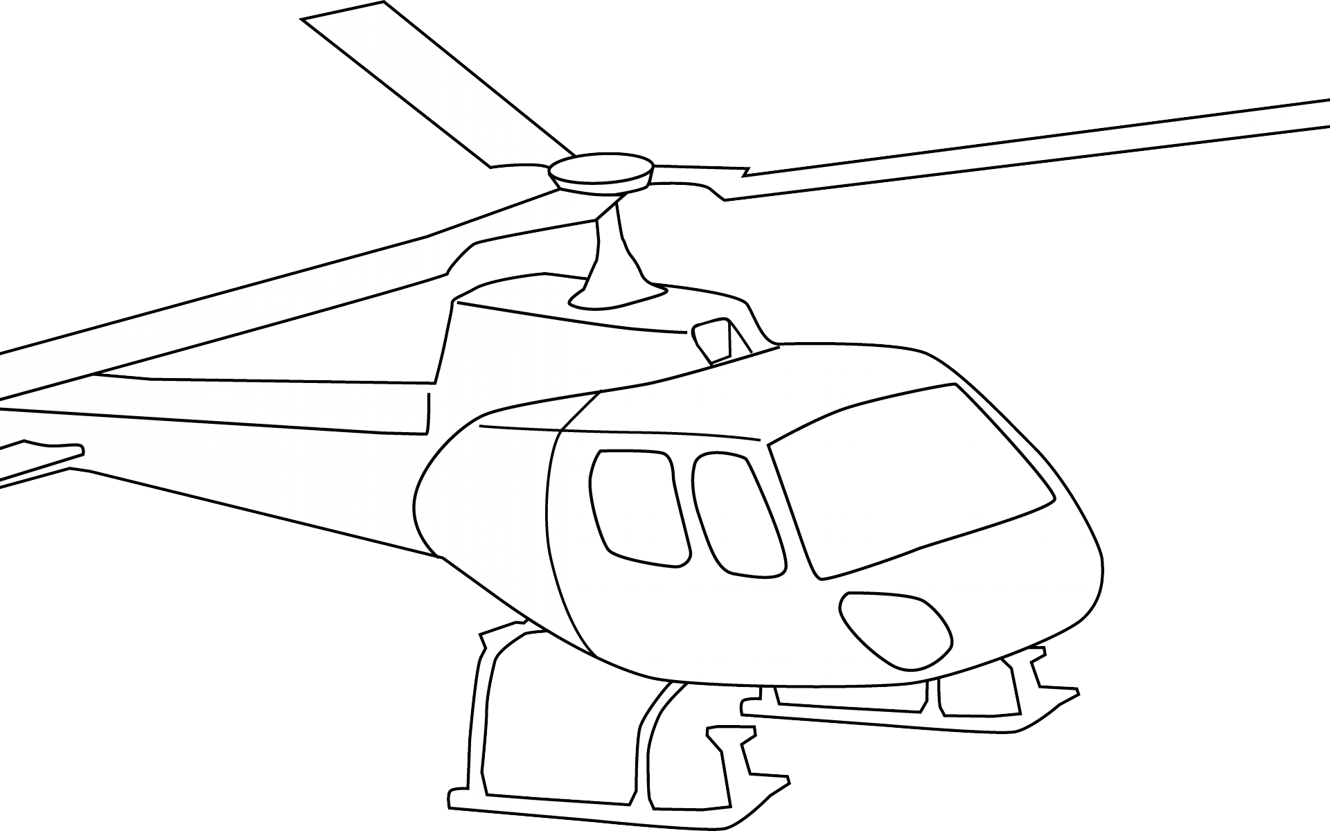 Helicopter clipart free download on WebStockReview