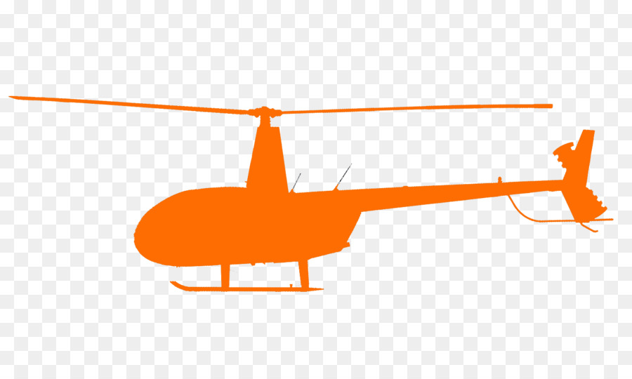 Travel vehicle wing . Helicopter clipart orange