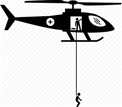 Helicopter clipart rescue helicopter. Airplane logo line font