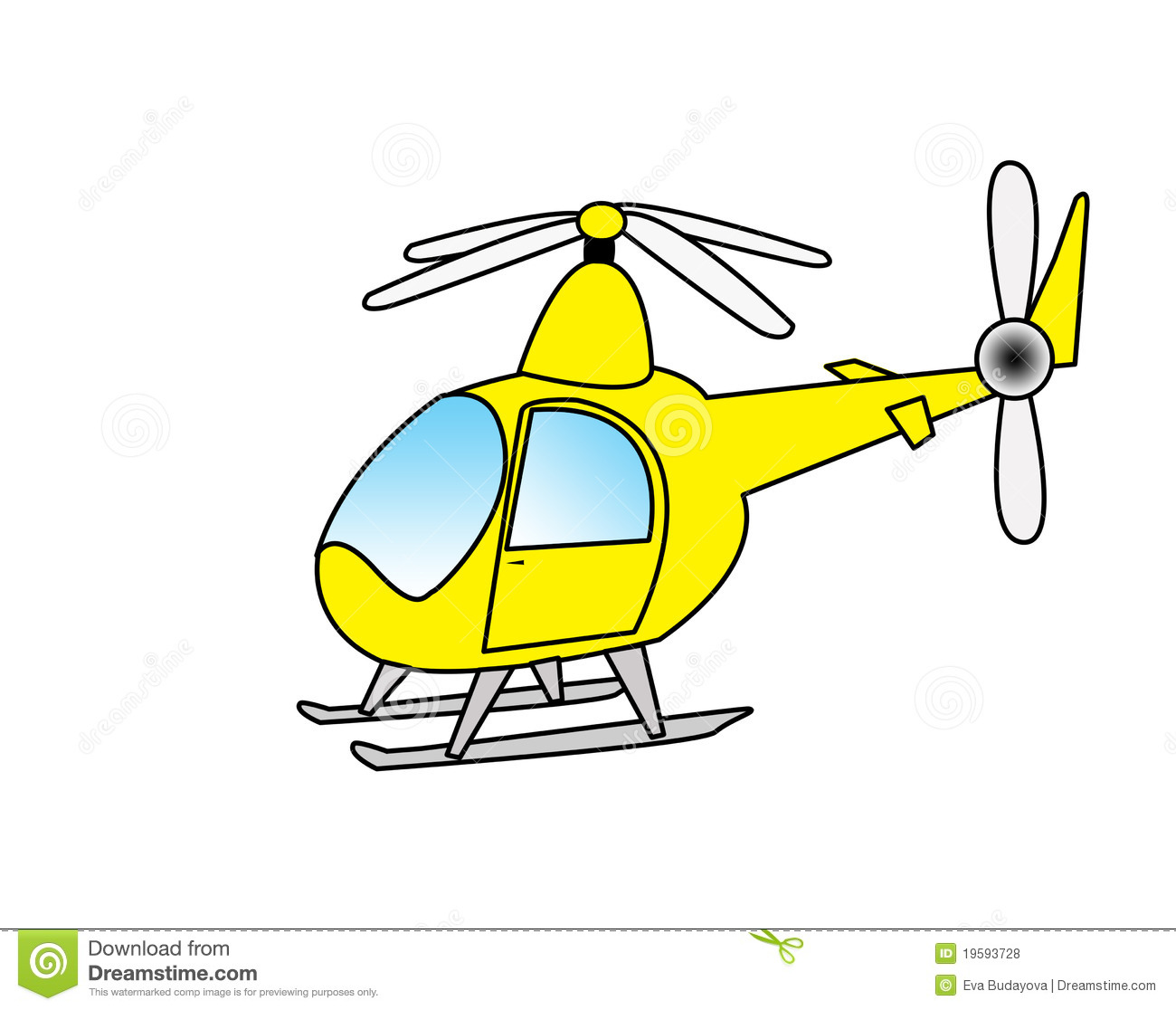 Helicopter clipart yellow helicopter. Clip art bay