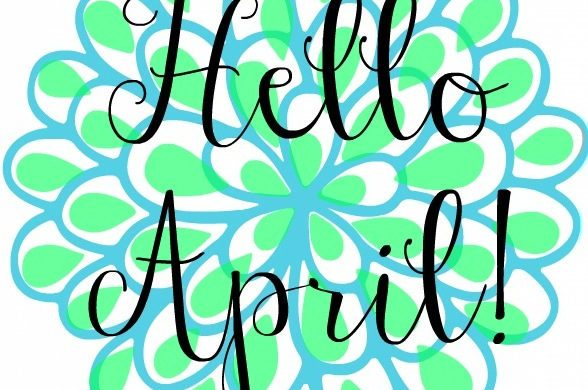 Hello clipart april. On facebook x sacred