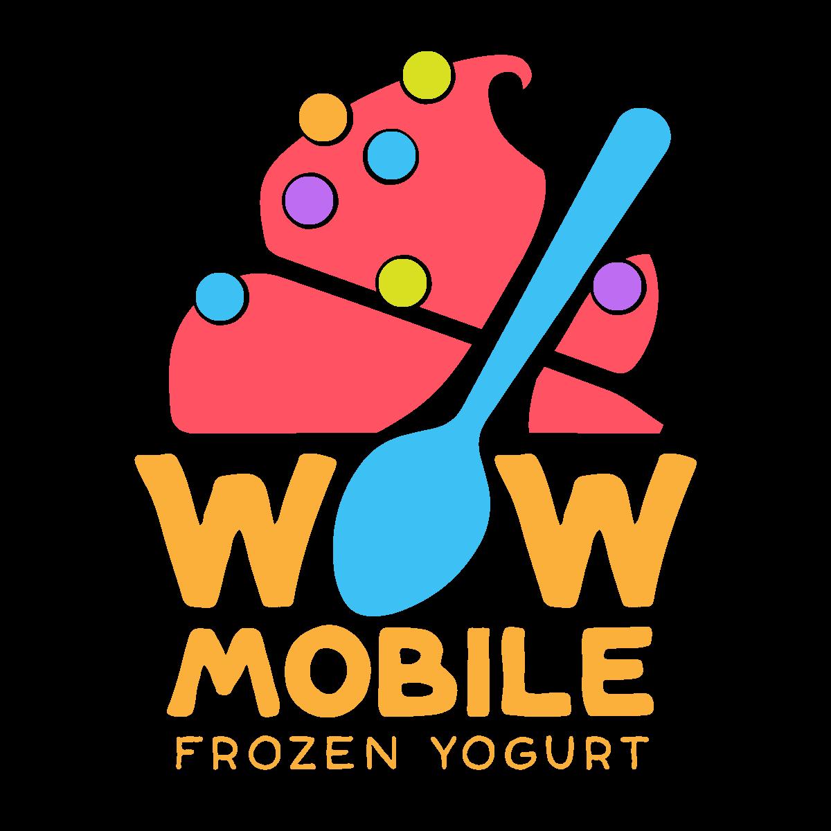 Wow mobile frozen . Yogurt clipart yogurt bowl